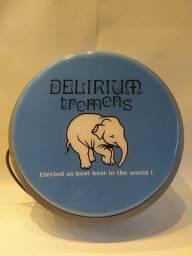 Título do anúncio: Luminoso Placa da Famosa Cervejaria Belga Delirium Tremens Importada Original Beer Bier