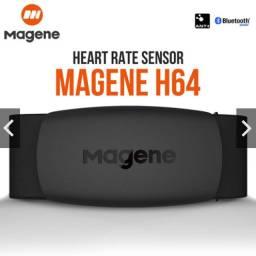1 Sensor xoss + batimento cardíaco Magene h64