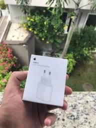 Fonte turbo carregador Tipo C iPhone