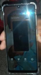 Samsung A31 novo menos de um mês comprado