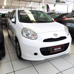 Nissan march SV 2013 1.6 completo