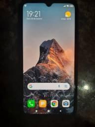 Título do anúncio: Xiaomi Mi 9 128 GB semi-novo