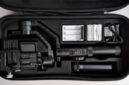 Título do anúncio: Estabilizador Gimbal Zhiyun Crane 2 De 3 Eixos Para Câmeras