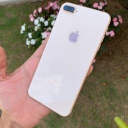 iPhone 8 Plus 64gb seminovo
