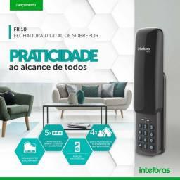 Fechadura Digital Intelbras FR 10 - Com Instalação