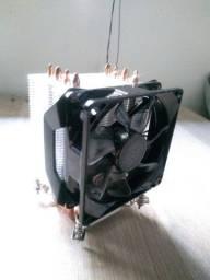 Título do anúncio: Cooler p/ Processador H412 Cooler Master AMD/Intel