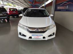 Título do anúncio: Honda City Ex Flex 1.5 Automático Branco