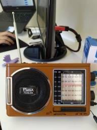 RÁDIO PLUGx PGXB-098 NOVO NA CAIXA
