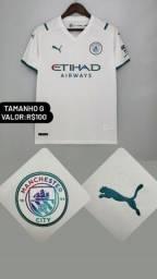Título do anúncio: Tailandesa lançamento do Manchester City 21/22