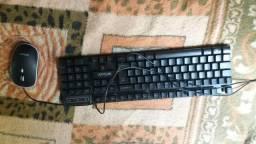 mouse e teclado ExBom