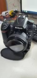 Título do anúncio: Camera Nikkon D7000