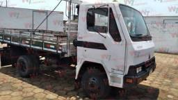 Título do anúncio: Agrale 1800, 1989/1989 Motor MWM D229 / 4CC, Carroceria de madeira