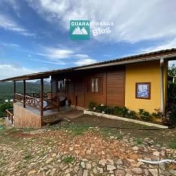 Casa à venda com vista espetacular da serra em Guaramiranga!