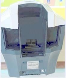 Título do anúncio: Impressora de crachá e cartão de pvc