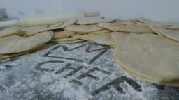 Massa de pizza Artesanal