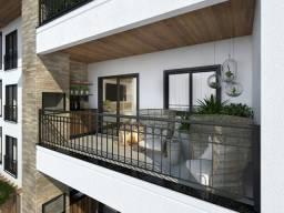 Título do anúncio: Apartamento com 89 m² privativos, 1 Suite + 1 Dormitório no Centro - Campo Alegre - SC