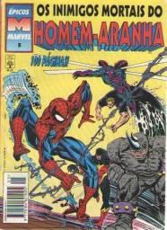Épicos Marvel 5 - Os Inimigos Mortais do Homem-Aranha