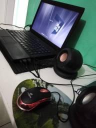 Notebook CCE I7 segunda geração