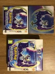 Pokémon moon edição de fã box steel EUR