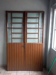 Título do anúncio: Porta e janela de ferro