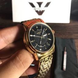 Título do anúncio: Relógio Nibosi retrô - entrega gratuita JP