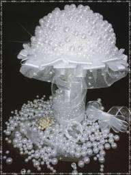 Buquê de Noivas em Pérolas