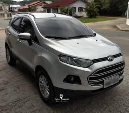 Ford Ecosport SE 1.6 Flex Prata - 2015