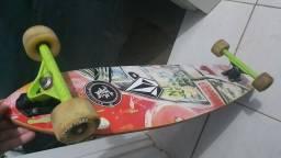 Skate long com pouco uso rolamento abec 15 - Criciúma