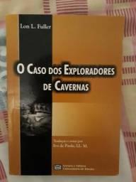 Livro - O Caso dos Exploradores de Caverna - Lon L Fuller