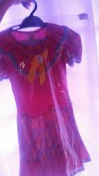 Vendo vestido festa junina nova tam 8
