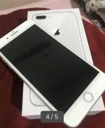 Troco iPhone 8 plus 256gb em 7 Plus 256gb