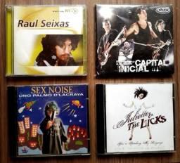 4 CDs pelo preço de um