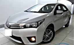 Toyota Corolla 2.0 Xei 16V Flex Ú/Dono 33 Mil Km Top - 2016
