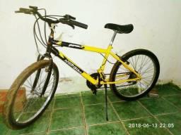 Bicicleta aro 24 tem nota