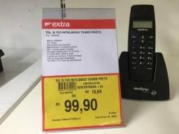 Telefone sem fio Intelbras Cabo Frio