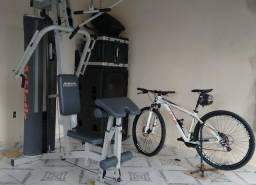 Estação Musculação Athletic Advanced 300
