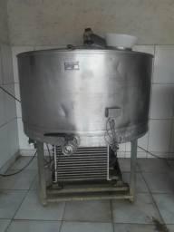 Tanque de Resfriamento de leite 500 litros