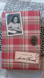 Livro Anne Frank