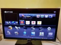 Só hj Smart Tv Samsung led 40 pol full hd zerada vc nunca pensou que ia custar tão pouco