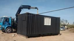 Container marítimo de 6mts valor 6.800 (012 974050399