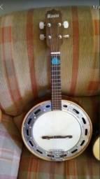 Banjo Studio - troco por violão