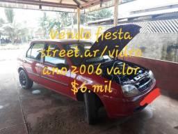 Vendo fiesta street - 2006