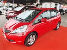 Honda Fit 1.4 LX, impecável, completo, bancos em couro - 2009