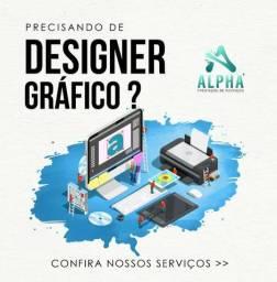 Designer Gráfico - A partir de R$ 20,00