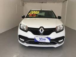 RENAULT SANDERO 2015/2016 2.0 16V HI-FLEX RS MANUAL - 2016