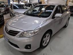 Toyota Corolla 2.0 XEI Prata 2012 Automático Flex (Banco de Couro) - 2012