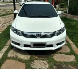 Civic LXS impecável - 2014