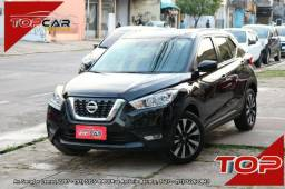 Promoção Nissan Kicks 1.6 SL Automático 2016/2017 é na Top Car! - 2017
