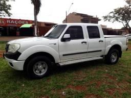 Vendo Ford ranger 6 lugares pronta pra viajar - 2012