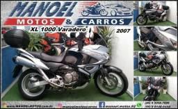 XL 1000 Varadero - 2007 - Prata - 2007